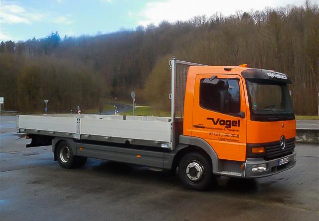 Ateco Lastwagen
