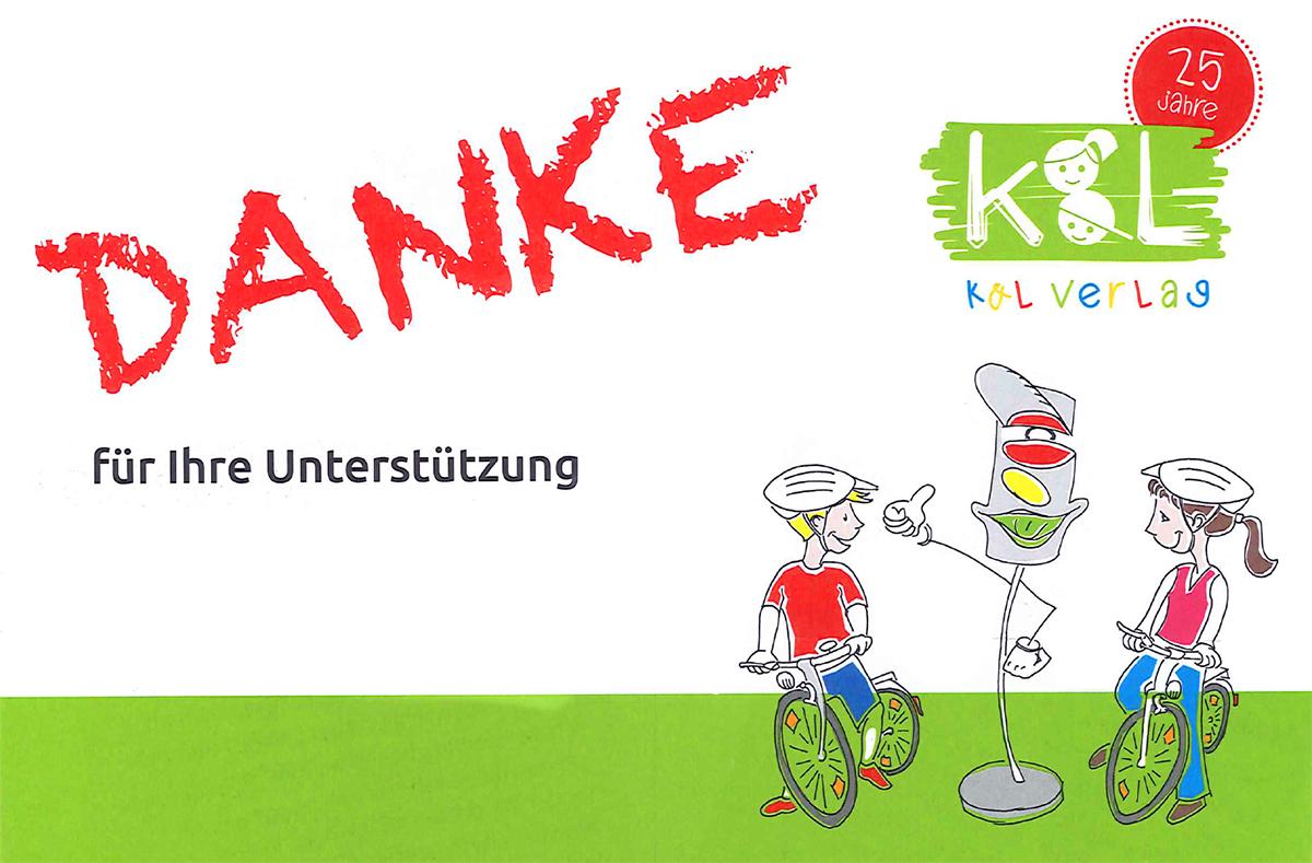 Sponsoring für den K&L Verlag