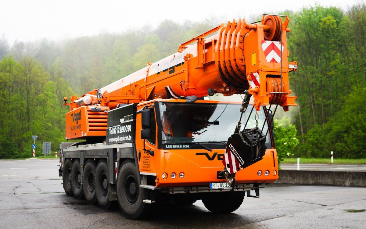 140 Tonnen Autokran