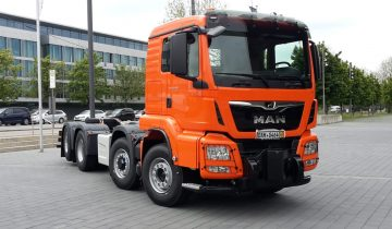 MAN Lastwagen